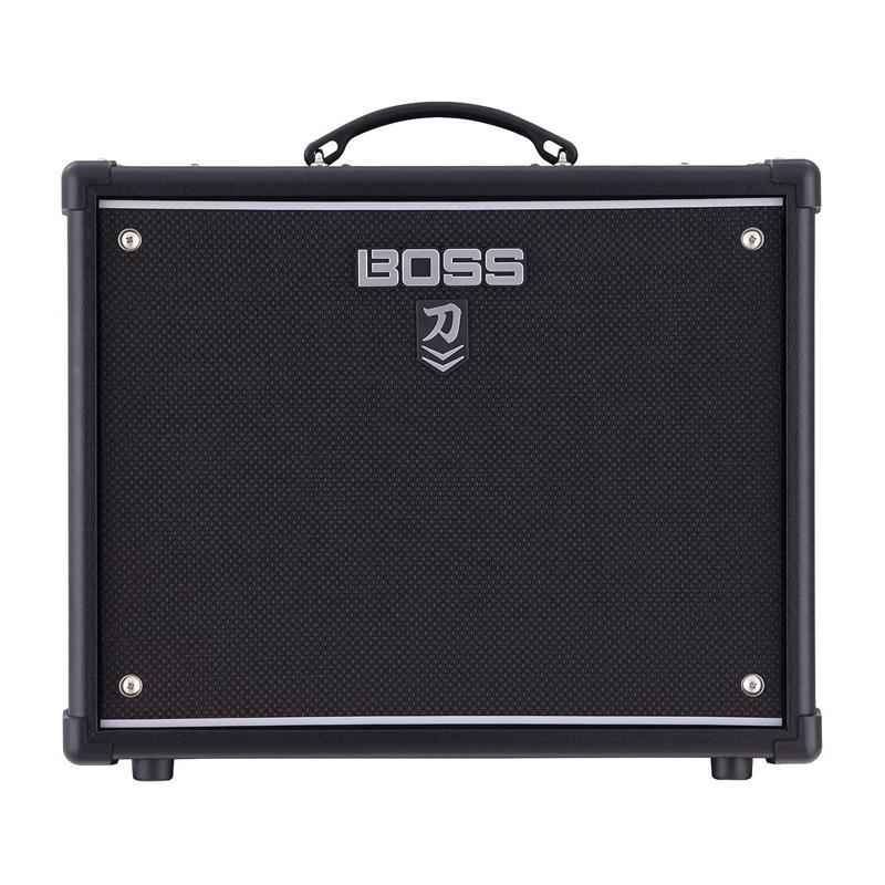 BOSS ギターコンボ アンプ BOSS KTN-50-2 Katana-50 MkII-50-watt 1x12 Guitar Combo Amp (KTN-50-MK2) 家電