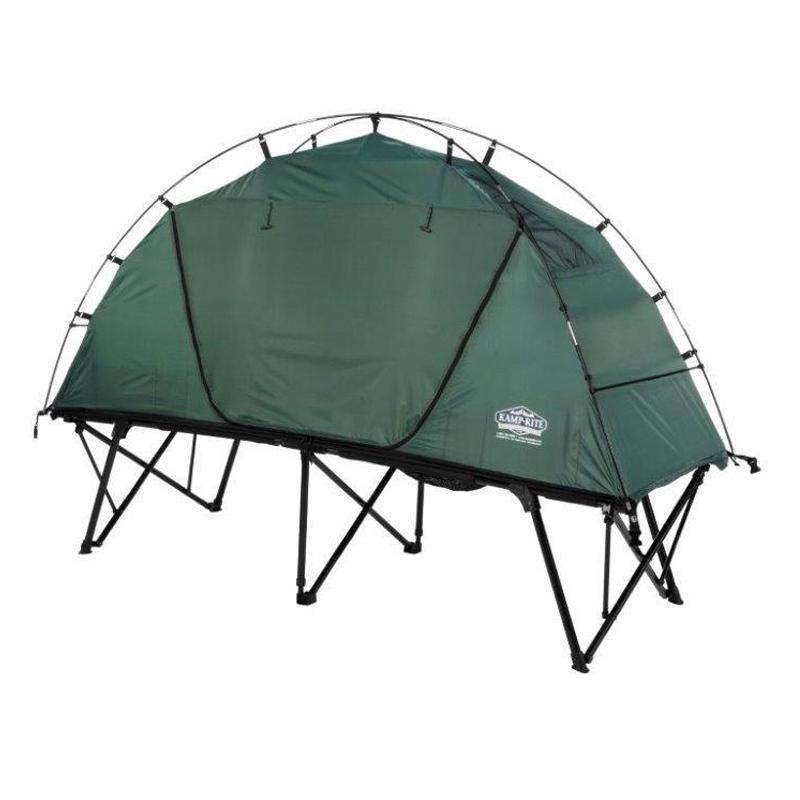 テントコット コンパクト スタンダード 1人用 パーソナル 高床式 アウトドア キャンプ Kamp-Rite Compact Tent Cot (CTC) Standard