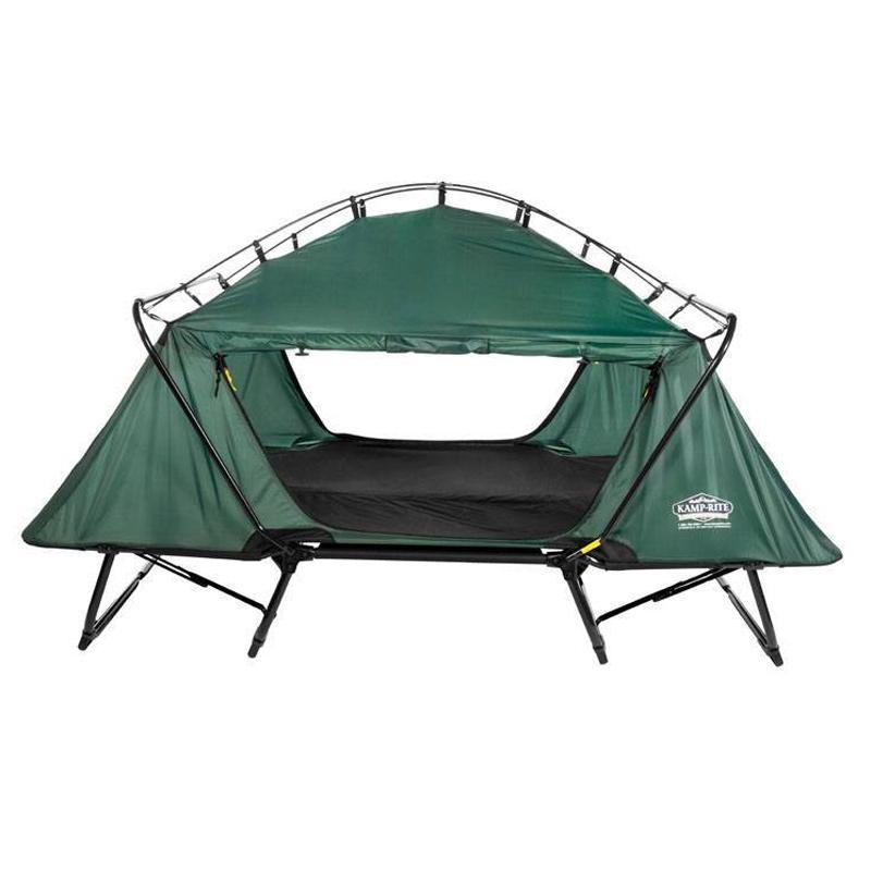 テントコット ダブル 2人用 高床式 アウトドア キャンプ Kamp-Rite Double Tent Cot