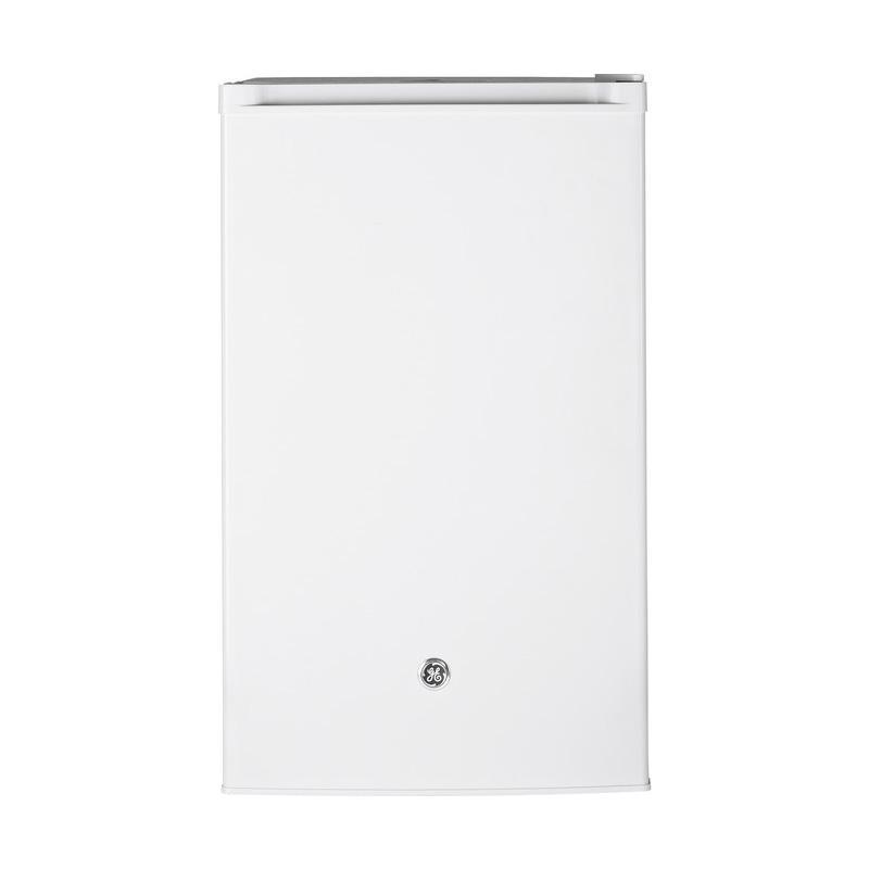 即日発送 冷蔵庫 冷凍庫付 コンパクト 125L ガラス棚 3段 GE Compact Refrigerator GME04GGK 家電, unique pocket 0b8d565d
