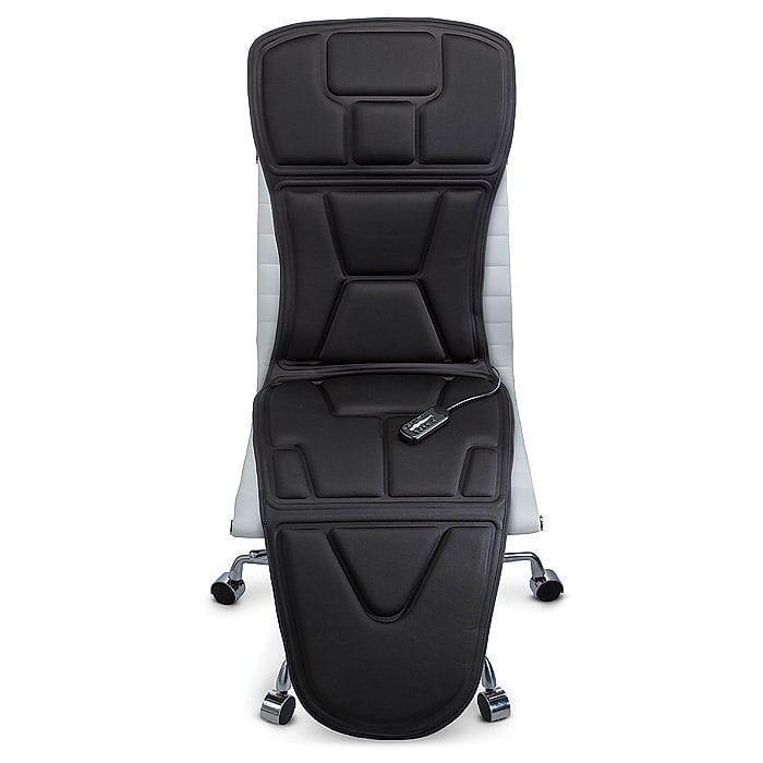 マッサージ ラウンジ トッパー 10-Motor Massaging Lounge Topper with Heat