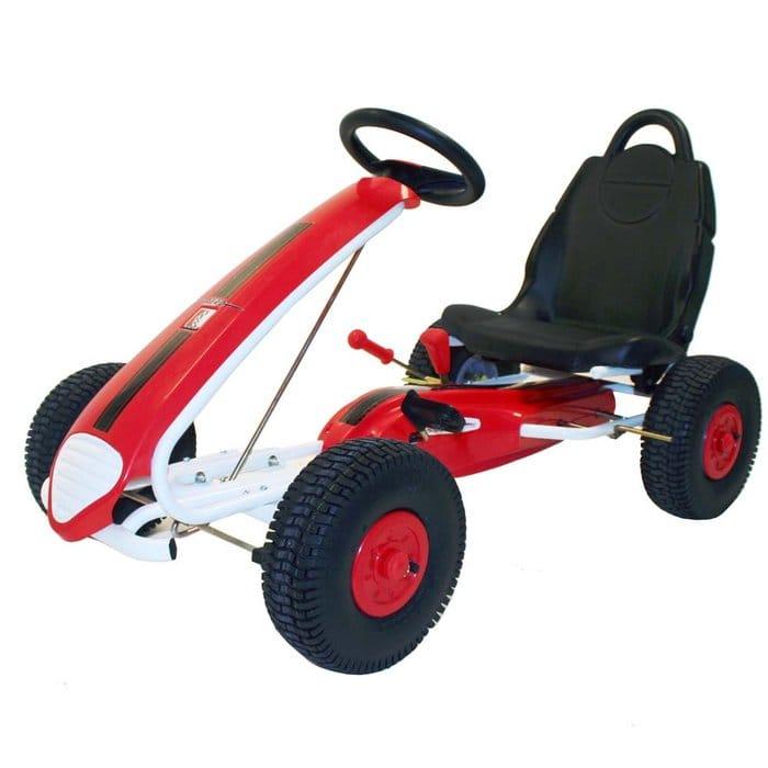ケトラー エアロ エア タイヤ ペダル カー Kettler AERO Air Tire Pedal Car
