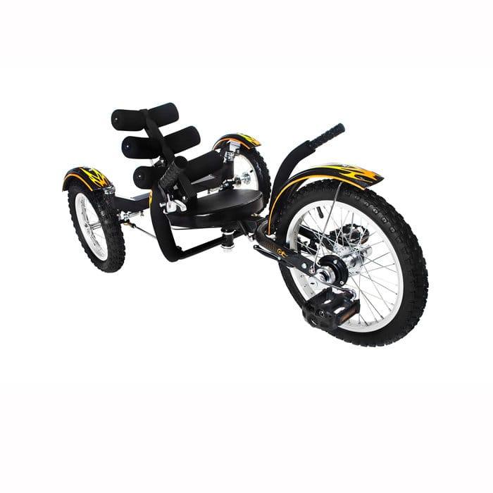 【組立要】モボ 三輪車 クルーザーバイク ブラック Mobo Mobito Ultimate Three-Wheeled Cruiser Bike Black