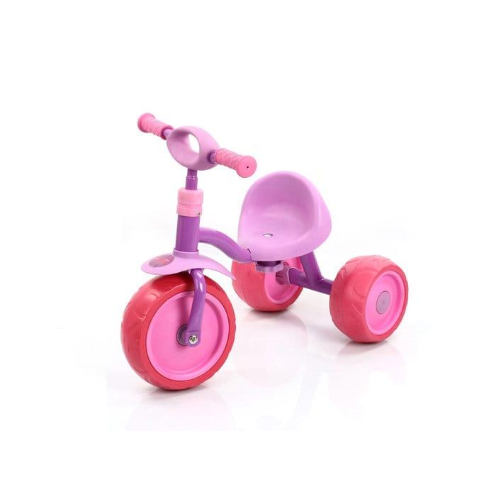 初めての三輪車 1st Try Learning Trike Tricycle