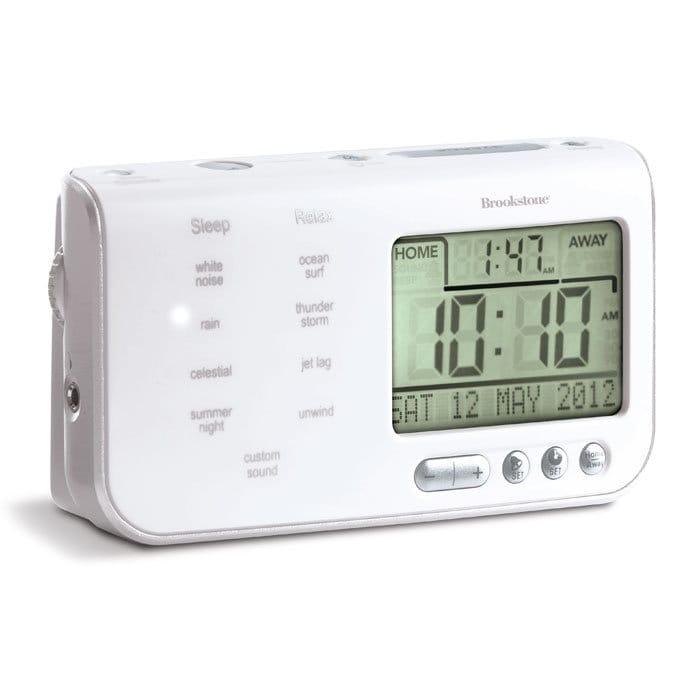 トラベル トランクイル モーメント アラーム クロック サウンド セラピー機Travel Tranquil Moments Alarm Clock Sound Therapy Machine