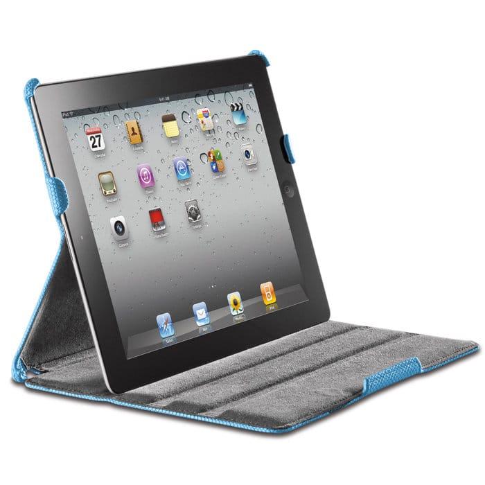 グリップ式クリップケース ブルー Clip Case with Tech Grip Blue