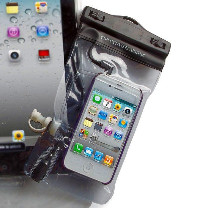 防水ケース ドライケース DryCASE Waterproof Phone Case