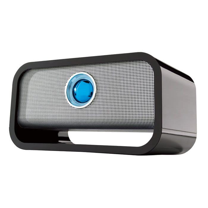 ビッグブルー スタジオ ワイヤレス ブルートゥース スピーカー ブラック Big Blu Studio Wireless Bluetooth Speaker Black
