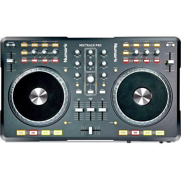 ヌマーク ミックス トラック プロ DJ ソフトウェア コントローラー Numark Mixtrack Pro DJ Software Controller