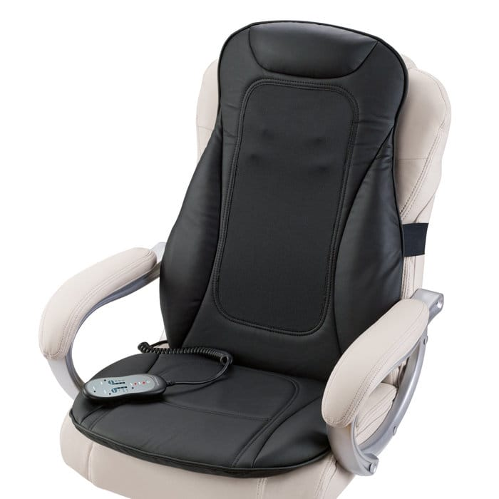 アイニード シート式 指圧マッサージ機 i-need Shiatsu Seat Topper with Heat