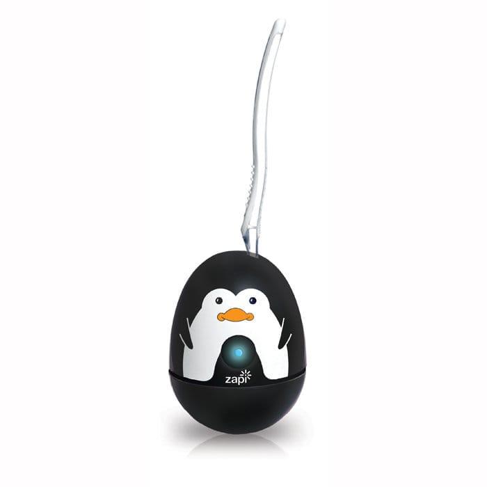 ザピ キャラクター歯ブラシ 紫外線除菌器 ペンギン ZAPI UV Character Toothbrush Sanitizer Penguin