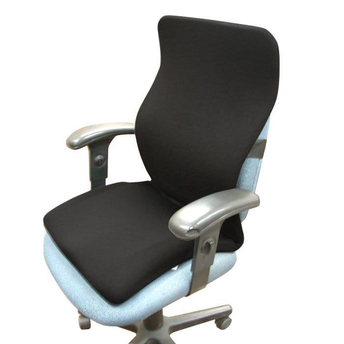 サクロ イース エルゴ チェアクッション ブラック Sacro-Ease Ergo Chair Cushion Black
