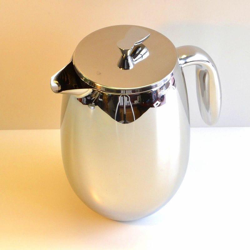ボダム Stainless-Steel コロンビア 1.0L ステンレス コーヒー/ティープレスポット Bodum Columbia Bodum 8-Cup Columbia Stainless-Steel Thermal Coffee/Tea Press, ヒーリングショップ ユニカ:417724c6 --- sunward.msk.ru