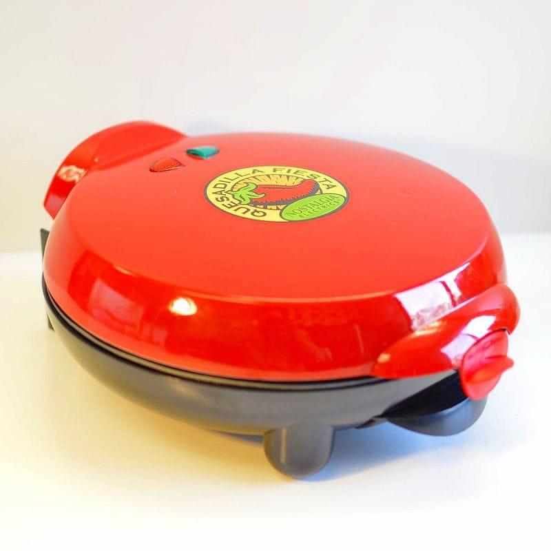 ノスタルジア ケサディーヤメーカー Nostalgia Electrics EQM-200 8-Inch Electric Quesadilla Maker 家電