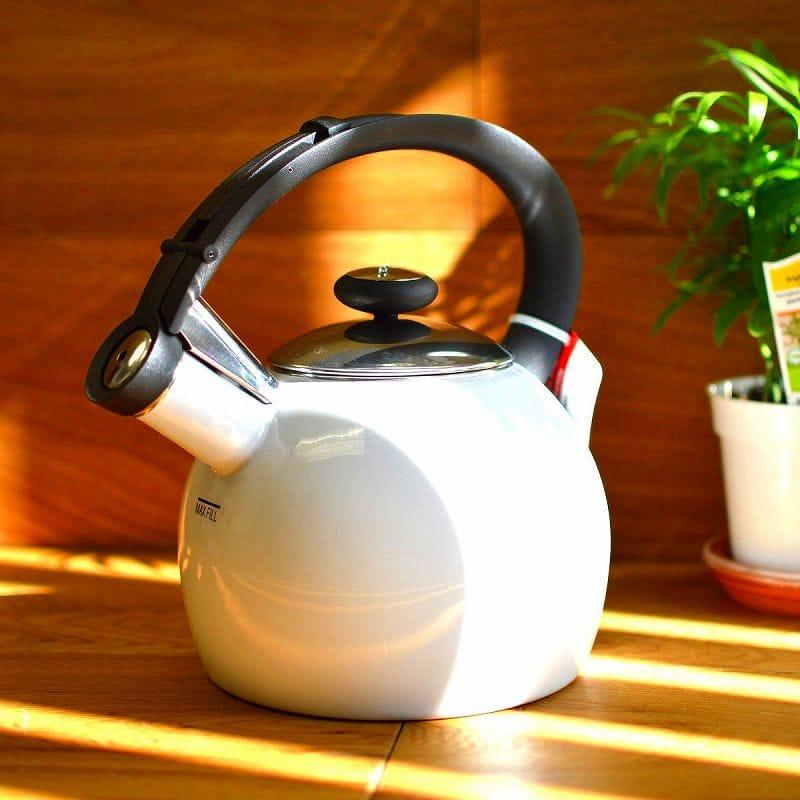 クイジナート ホーロー笛吹きケトル 2L Cuisinart Omni Tea Kettle CTK-EOS1