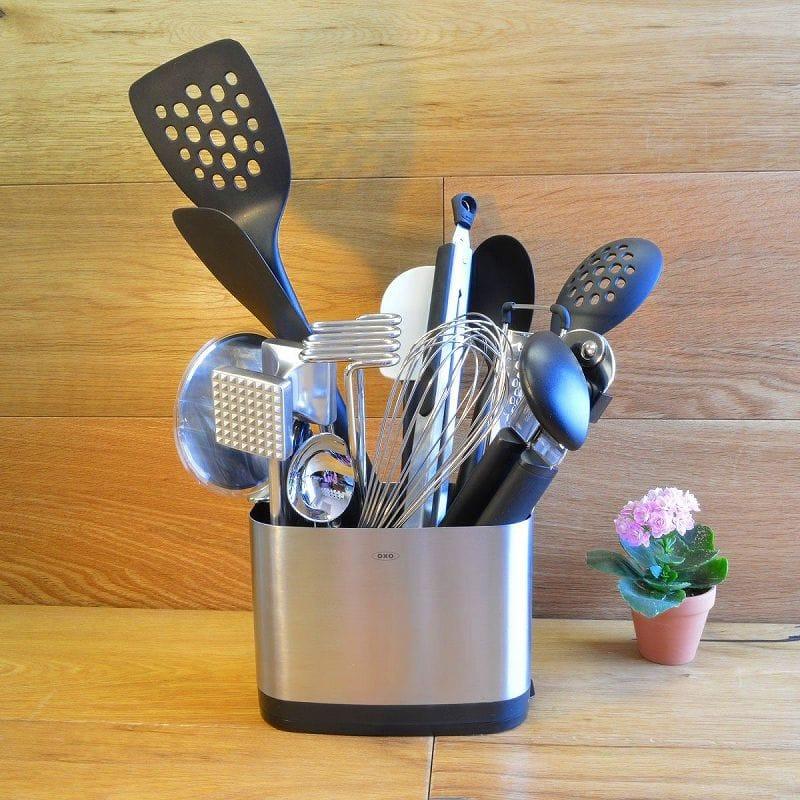 オクソ エブリーキッチン 調理道具15点セット Kitchen Oxo Everyday 1069228 OXO Good Grips Tool 15-Piece Everyday Kitchen Tool Set, 一宇村:13451988 --- sunward.msk.ru
