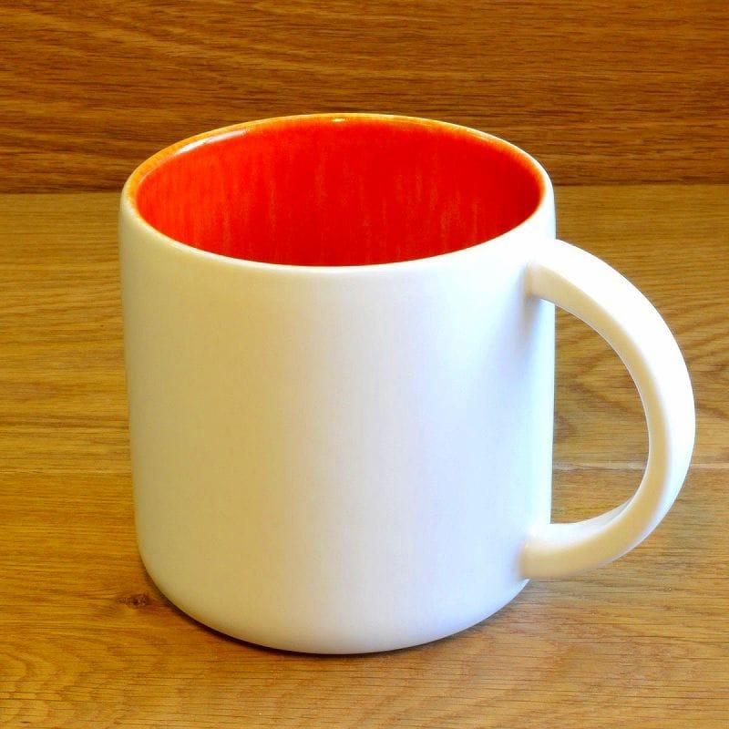 ウィリアムズソノマ ジャーズ マグカップ オレンジ フランス食器 オレンジ 4点セット Mugs Jars 4点セット Cantine Mugs Set of 4 Orange, gmall:985b3c44 --- mail.ciencianet.com.ar