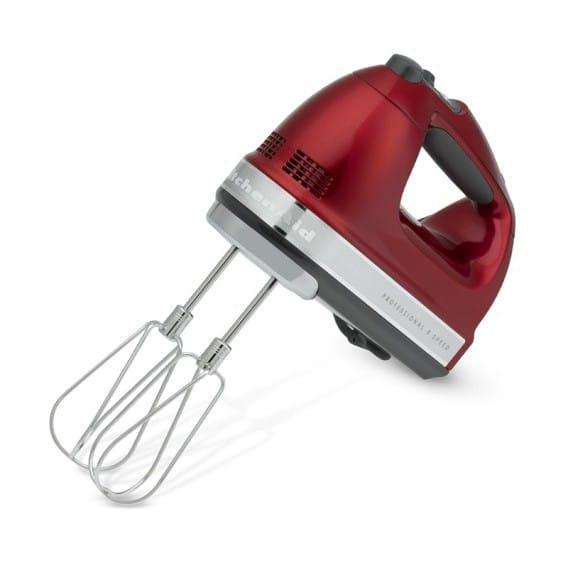 Kitchen aid hand mixer 9 speed Williams Sonoma KitchenAid 9-Speed Hand Mixer