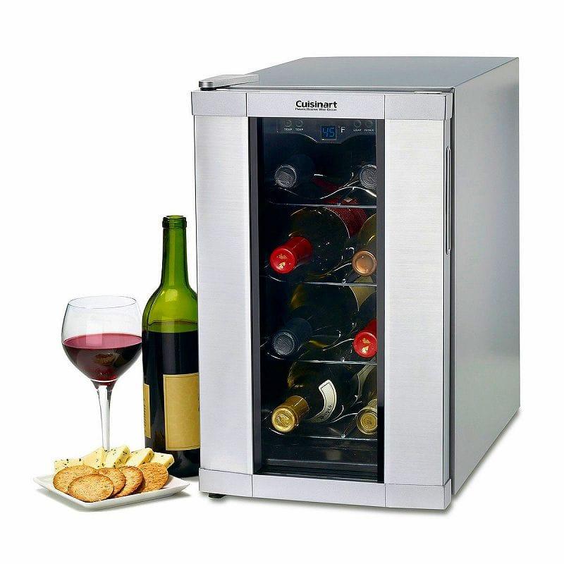 クイジナート プライベートワインセラー 8本Cuisinart Private Reserve Wine Cellar CWC-800 家電