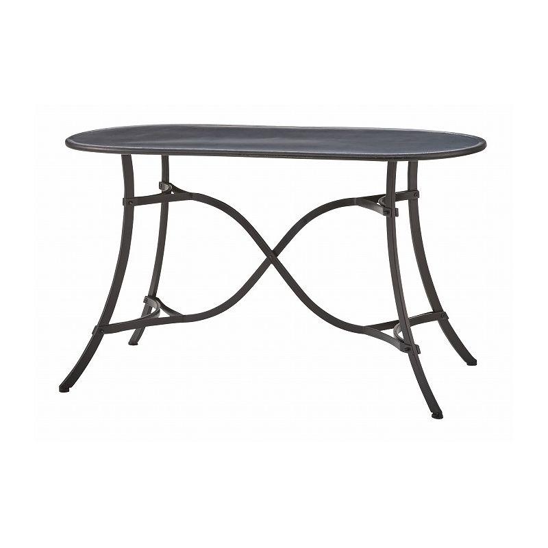 アンクル オーバルダイニングテーブル