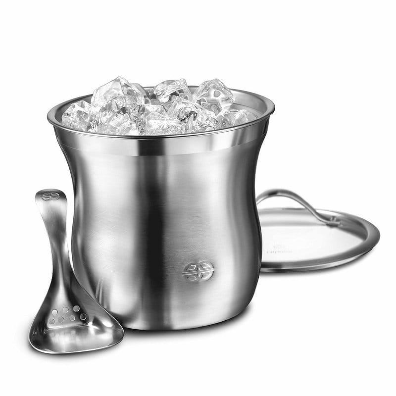 カルファロン 氷 アイスバケツセットCalphalon Barware Ice Bucket Set 1757965