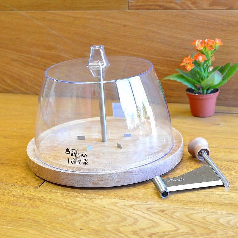 ボスカ チーズカーラー&ドーム ジロールBoska Taste Cheese Curler with Dome 85-05-11