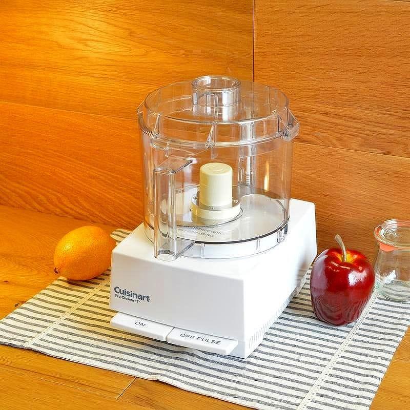 クイジナート フードプロセッサー (DLC-8P2Jと同等品)Cuisinart DLC-8SY 11-Cup Pro Food Processor 家電
