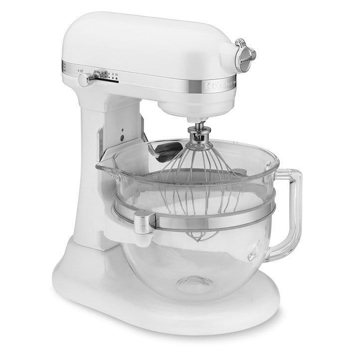 Alphaespace Kitchenaid Glass Bowl Stand Mixer 5 8 L 6