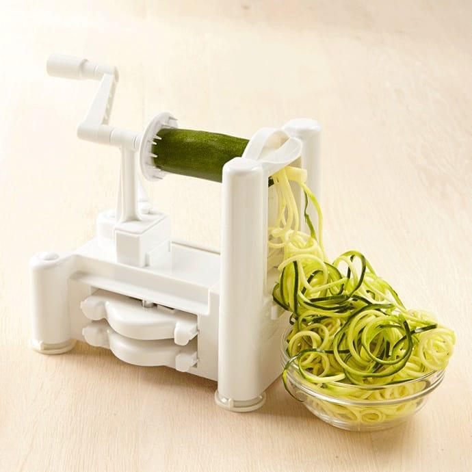 パデルノ スパイラルスライサー 野菜 Paderno Spiralizer A4982799