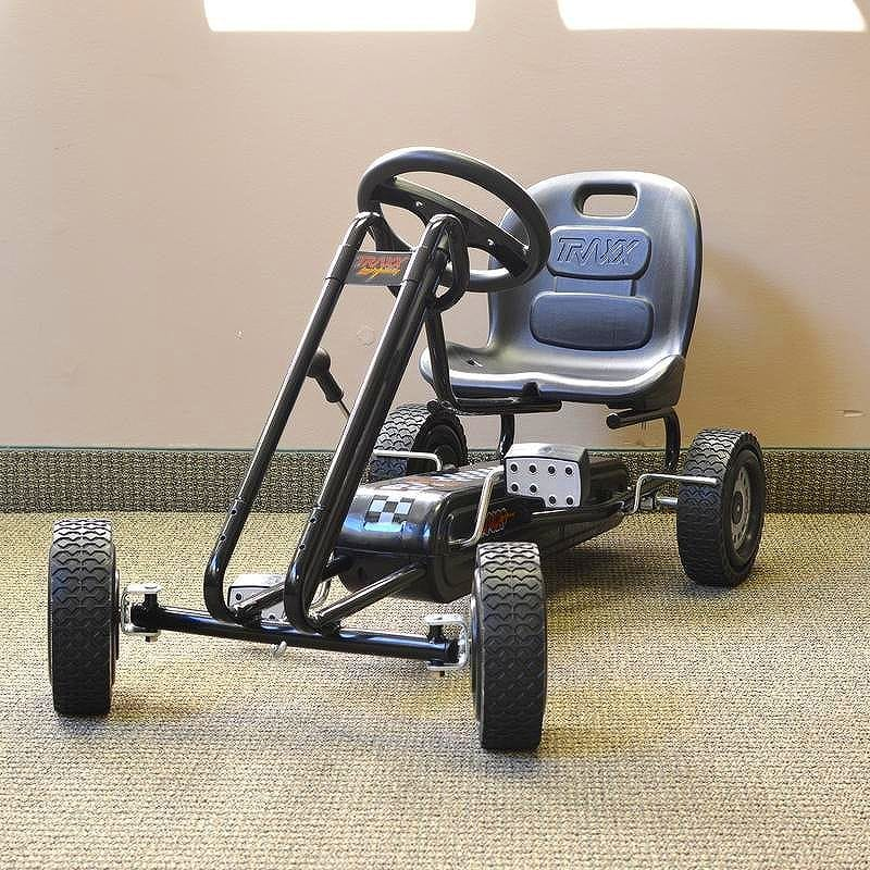 Hauck Lightning 子供用4輪ペダル式ゴーカート Pedal 対象年齢4~8歳まで Go-Kart