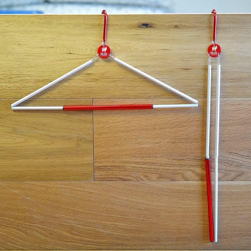 トラベル 携帯折りたたみハンガー Grand Trunk Hang N Go Travel Hanger