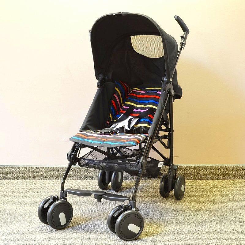 ペグペレーゴ プリコ ミニ ベビーカー ネオンPeg Perego Pliko Mini Stroller Neon