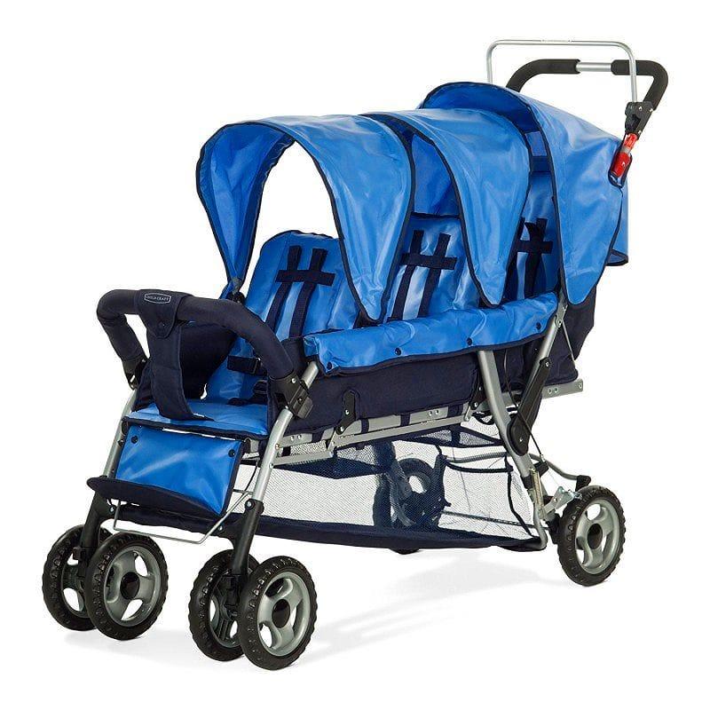 ベビーカー ストローラー 乳母車 三つ子用Child Craft Sport Child Stroller, Trio 3