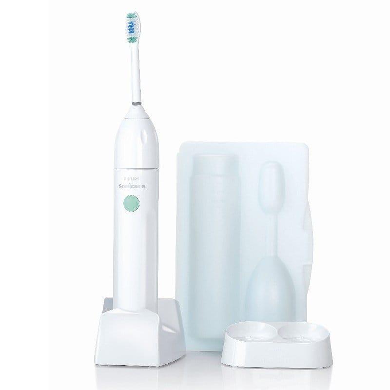 フィリップス ソニッケアー エッセンス 充電式電動歯ブラシPhilips Sonicare Hx5351/46 Essence, Rechargeable, Power Toothbrush, White