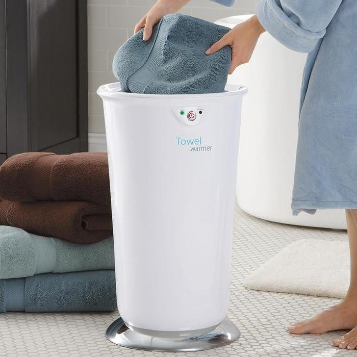 あったかタオルウォーマー 暖める Towel Warmer