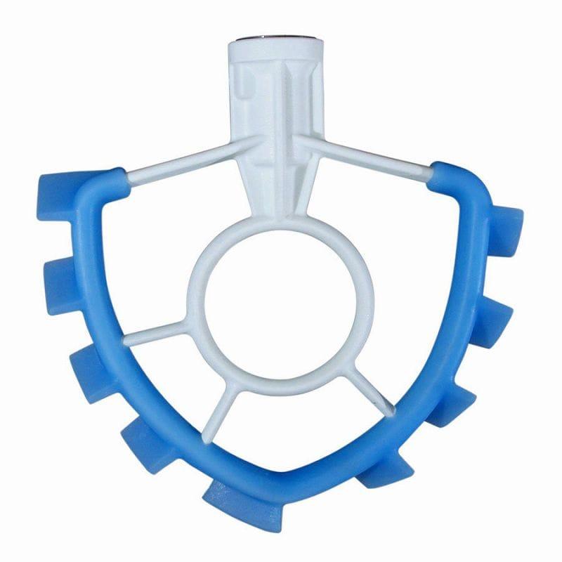 キッチンエイド 5.5/6クオート ワイドボウルリフトタイプ スタンドミキサー用 サイドスワイプ付ビーター ブルー SideSwipe for KitchenAid Wide Bowl-Lift Mixers: 5-Plus, 5.5- and 6-Qt Standard, in Blue