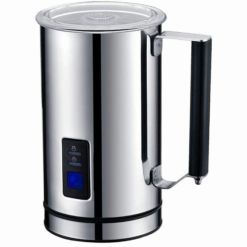 クイセンシャル 自動ミルク泡だて器 ミルク保温器 カプチーノメーカー Kuissential Deluxe Automatic Milk Frother and Warmer, Cappuccino Maker KDFR 家電