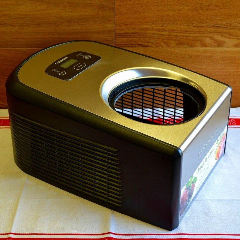 クイジナート アイスクリームメーカー ICE-100 パーツ ハウジング 本体カバー Cuisinart Housing ICE-100BO