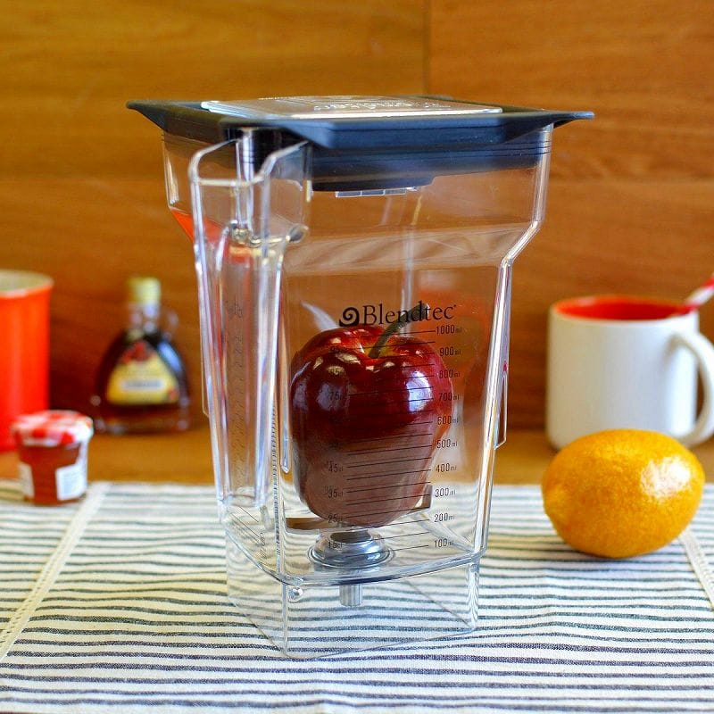 ブレンドテック ミキサー ブレンダー フォーサイド ジャー コンテナ パーツ 部品 Blendtec Fourside Blender Jar Kit J2 SQT SM Blade, Vented Lid