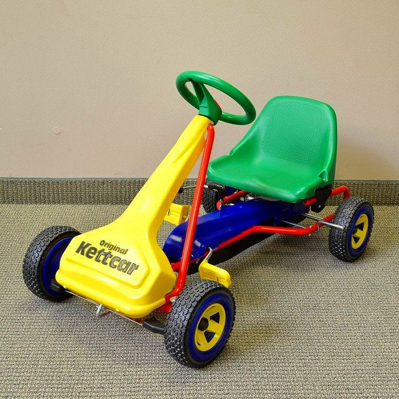 Kettler Ketch Cabrio for 4 to 6 year old children's go-kart Kettler Kettcar Kabrio 8857-090
