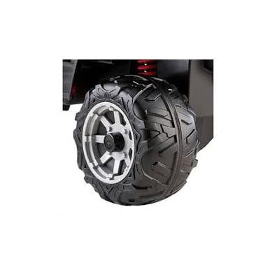 ペグペレーゴ ポラリスレンジャー 子供用電動自動車用 タイヤ 4本セット 電動カー WHEEL for Peg Perego Polaris Ranger RZR 900 12-Volt Battery-Powered Ride-On