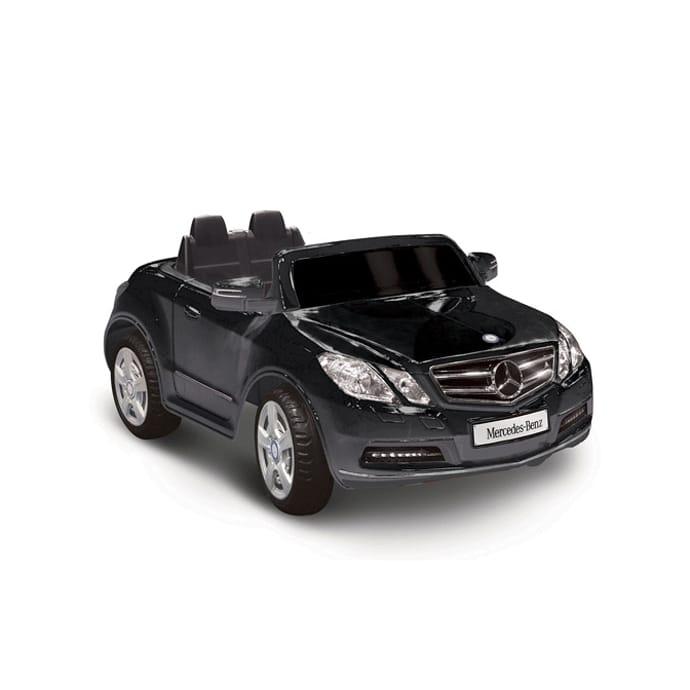 【組立要】 キッドモーターズ メルセデスベンツ 電動自動車 6Vバッテリー付 電気自動車 Kid Motorz One-Seater Mercedes Benz E550 6-Volt Battery-Operated Ride-On