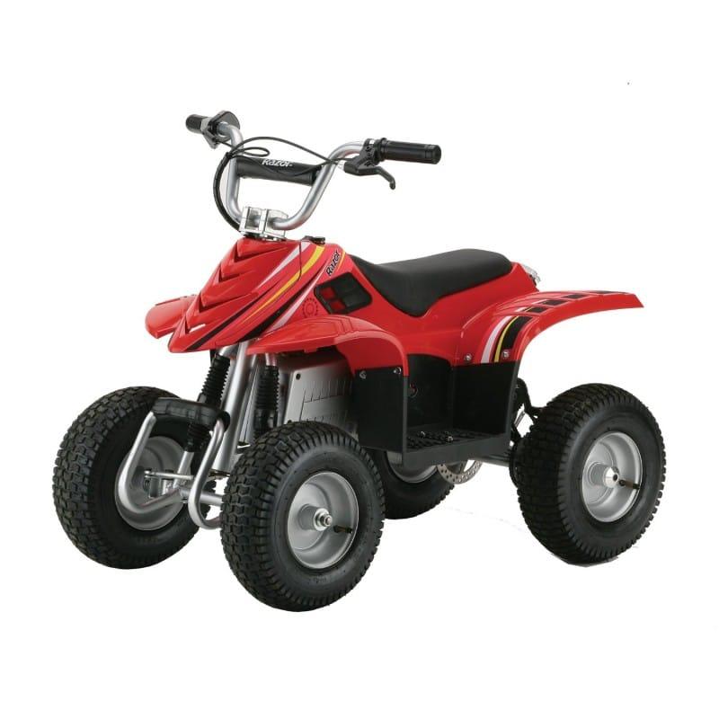 【組立要】レーザー 電動オフロード4輪車 対象年齢8~11才 電動カー  Razor Electric Dirt Quad