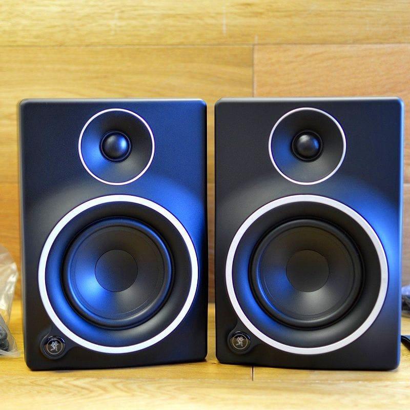 マッキー スピーカー 2本セットMackie MR5 MK3 Pair 2-Way Reference Monitors