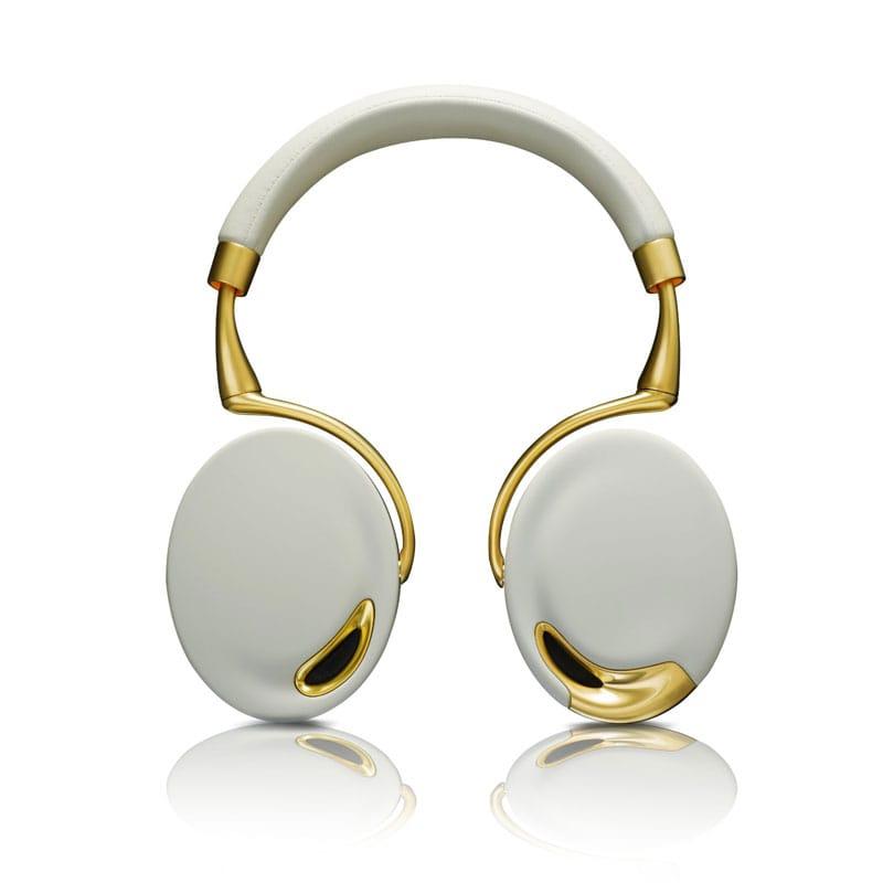 パロット ワイヤレスヘッドフォン タッチコントロール付 4色Parrot Zik Wireless Noise Cancelling Headphones with Touch Control