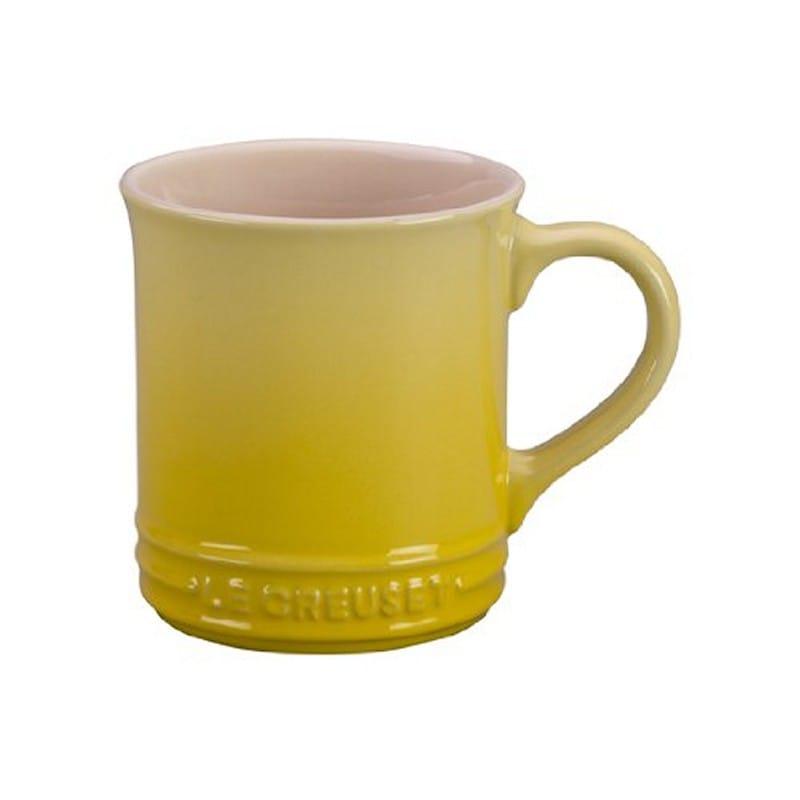 ル・クルーゼ マグカップ 355ml イエロー ソレイユ 2個セット Le Creuset Stoneware 12-Ounce Mug Soleil ルクルゼ ルクルーゼ コップ カップ