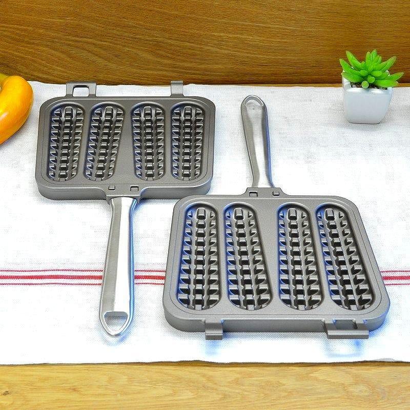 노르딕 웨어 와플 스틱 프라이 Nordic Ware Waffle Stick Pan