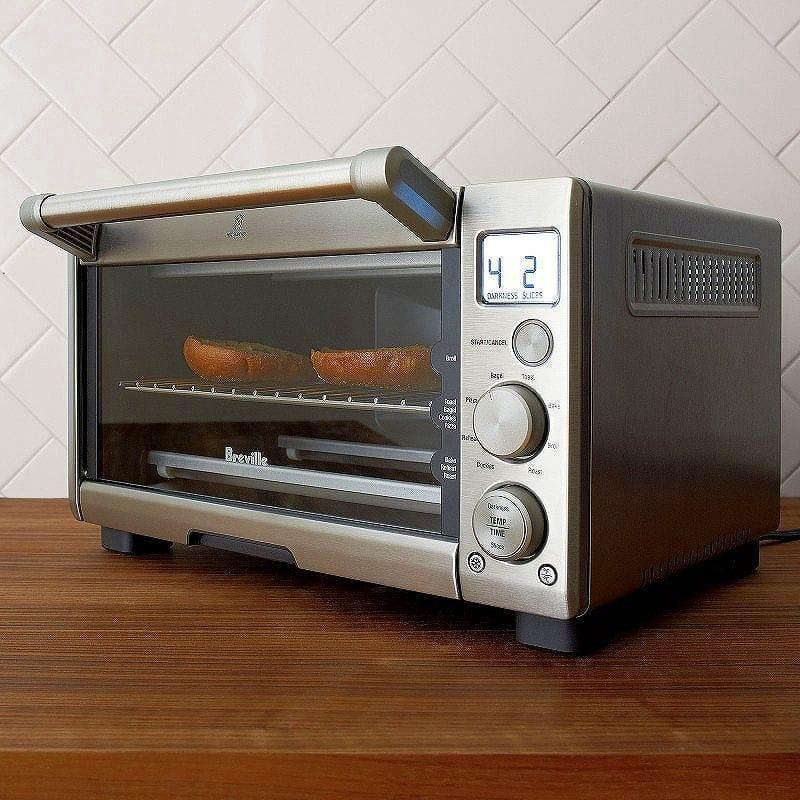 ブレビル コンパクト スマートオーブン Breville Compact Smart Oven BOV650XL 家電