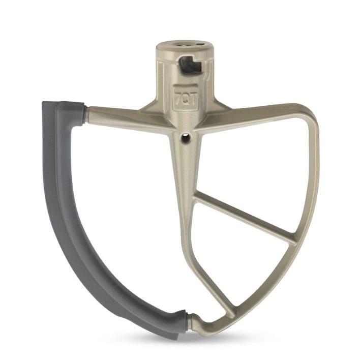 キッチンエイド 7クオート スタンドミキサー用 フレックスビーターKitchenAid 7-Qt. Scraper Bowl Attachment KAFE7L