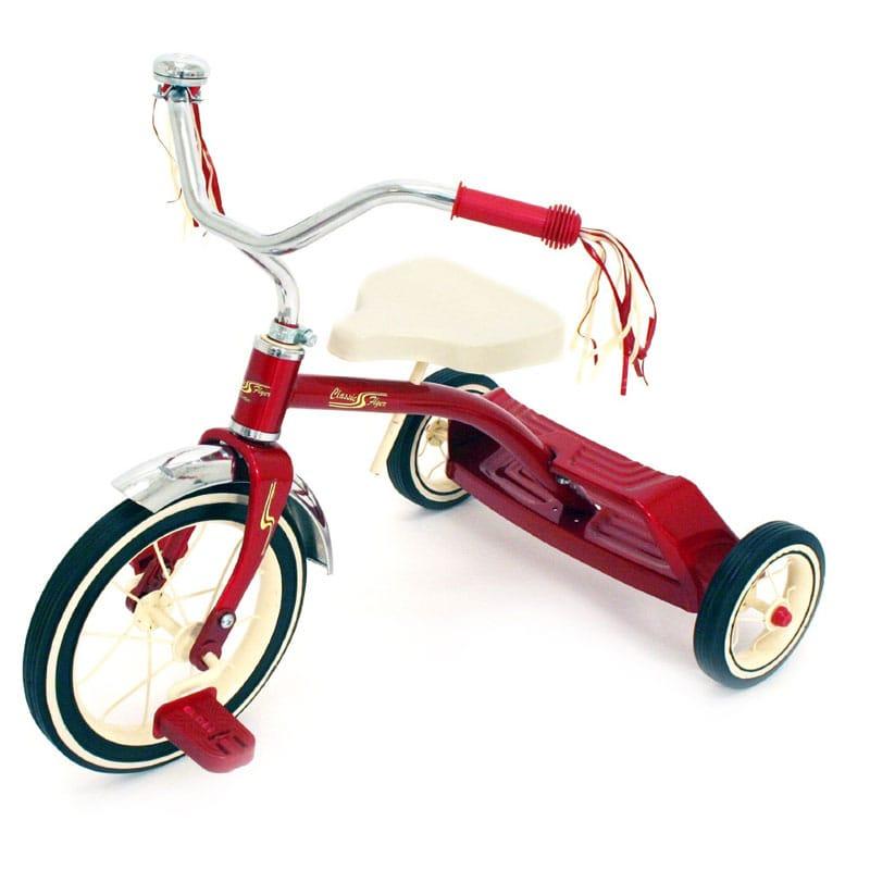 ケトラー クラシックフライヤー 12インチ レトロ三輪車 Classic Flyer by Kettler 12